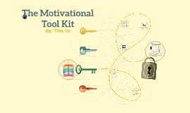 The Motivational Tool Kit
