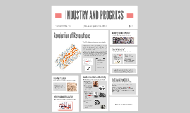 INDUSTRY AND PROGRESS