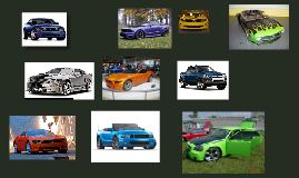 Copy of My Dream Cars
