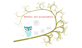 Preparedness and phobias