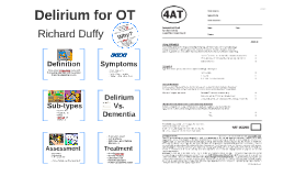 Copy of Delirium for OT
