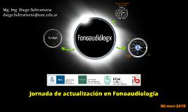 Fonoaudiología y Tecnología Chile - 11 oct 2019