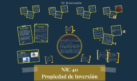 Copy of NIC 40 Propiedad de Inversion