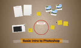 Basic Intro to Photoshop