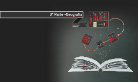 3ª Parte -Geografia