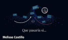 Copy of Que pasaria si...
