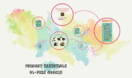 Primary Essentials GL_PRES 000023
