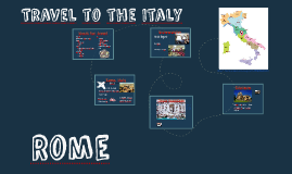 Travel to the Italy