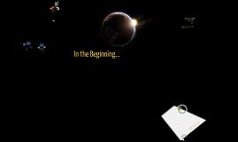 Chapter 3: Genesis