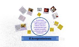 Copy of El Arrepentimiento