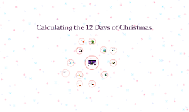 Calculating the 12 Days of Christmas