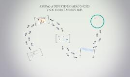 Copy of AYUDAS A DEPORTISTAS ARAGONESES