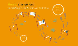 Copy of How to change to international font in Prezi