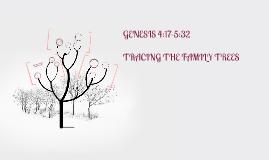 GENESIS 4:17-5:32