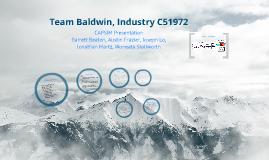 Capsim Presentation: Team Baldwin