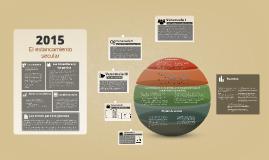 Perspectivas económicas 2015