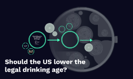 Should the US lower the legal drinking age?