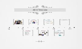 2014 북삼중 Time Line