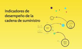 Copy of Indicadores de desempeño de la cadena de suministro