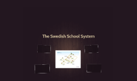 The Swedish School System