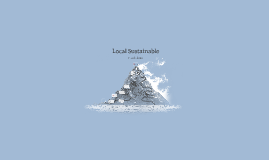 Local Sustainable