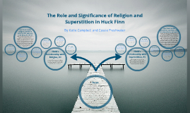Copy of The Role and Significance of Religion and Superstition in Huck Finn
