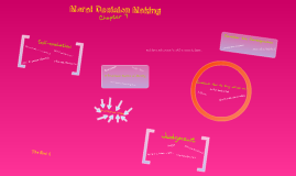 Morality Presentation: Moral decision Making