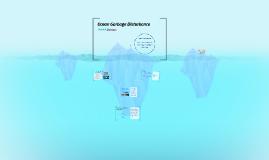 Copy of Ocean garbage desturbance