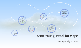 Copy of Scott Young  Pedal for Hope