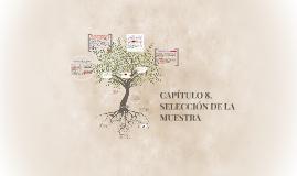 Copy of CAPITULO 8. SELECCIÓN DE LA MUESTRA