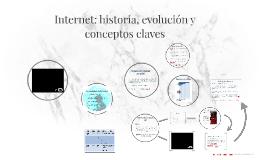 Internet, historia y conceptos claves
