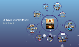 St. Teresa of Avila's Prayer
