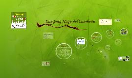 Camping Hoya del Cambrón
