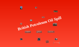 Copy of Biology Intro--BP Oil Spill