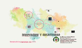 Semana de la Ingenieria, UCE 2016- Innovacion y Creatividad