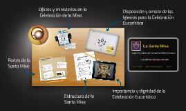 Copy of Las partes de la misa