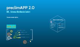 preclimapp 2.0