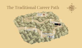 The Traditional Career Path