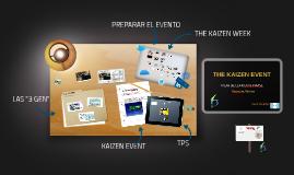Copia de The KAIZEN event