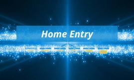 BRIS home entry