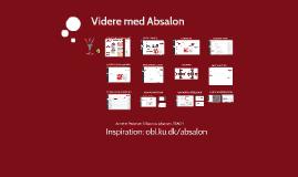 Videre med Absalon
