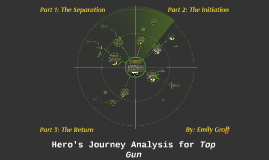 Hero's Journey Analysis for Top Gun