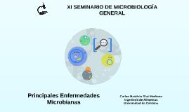 Principales enfermedades microbianas