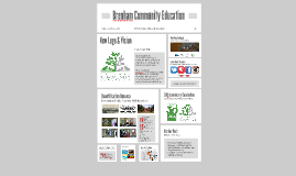 Oct 2015 - BISD School Board Presentation