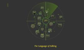 The Language of Film Editing