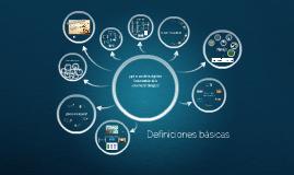 UNIDAD 1.2. Definiciones Básicas