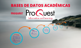 Base de Datos Proquest