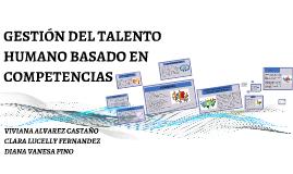 Copy of GESTION DEL TALENTO HUMANO BASADO EN COMPETENCIAS