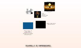 Copy of Copy of DESARROLLO DE HABILIDADES EMPRENDEDORAS