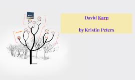 David Karp
